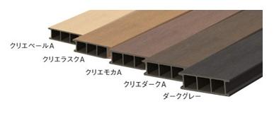 樹ら楽(きらら)ステージ LIXIL 人工木デッキ2