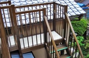 ステアーズ 角度調整機能付アルミ外部階段 森田アルミ4