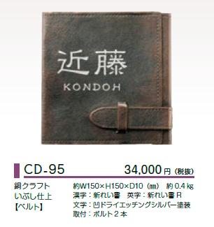 COPPER CRAFT SIGN 銅クラフトサイン 美濃クラフト2