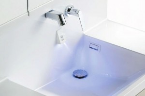 洗面化粧台 オクターブ TOTO3