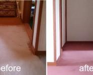 クロス・カーペット張替え Before & After