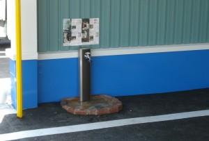 日本興業 立水栓ユニット フォギータイプA 紀の川市2
