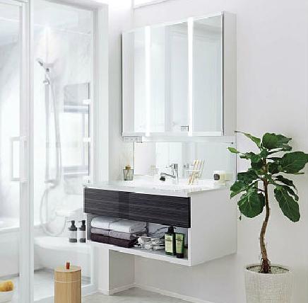 洗面化粧台 シーライン パナソニック1