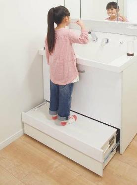 洗面化粧台 ピアラ LIXIL3